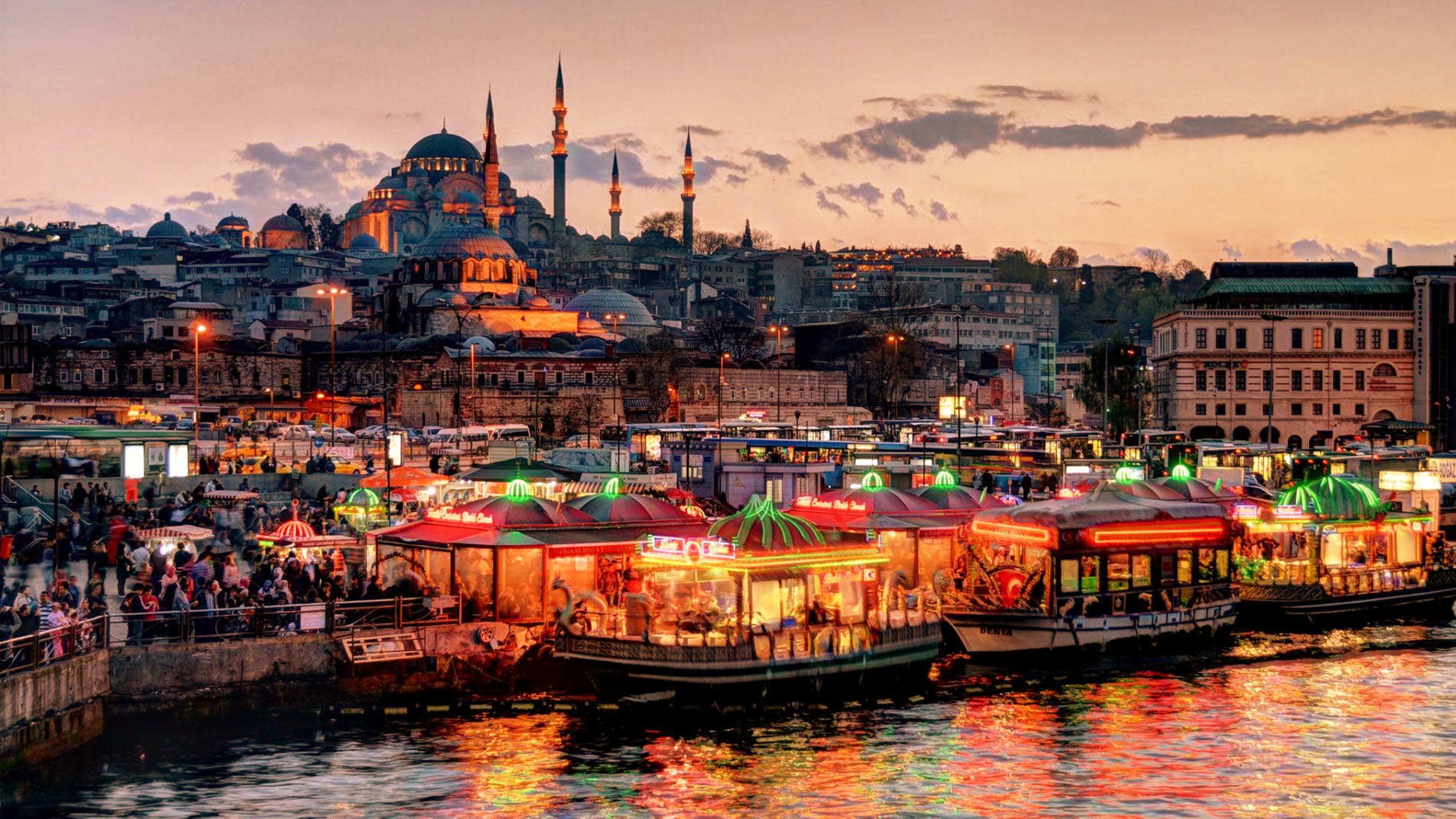 ИзВоронежа вСтамбул будет летать прямой рейс