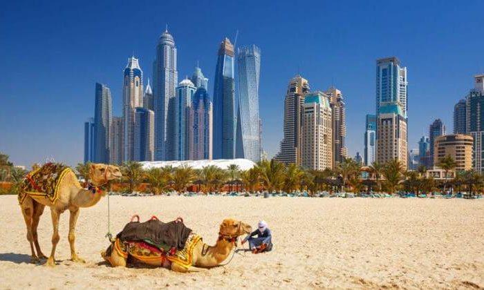 ОАЭ, Дубай на неделю