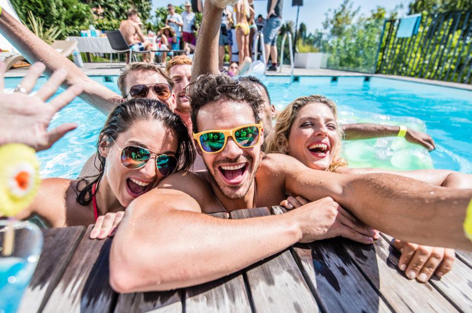 Отели Турции с открытыми подогреваемыми бассейнами