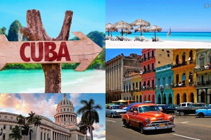 Горящая Куба
