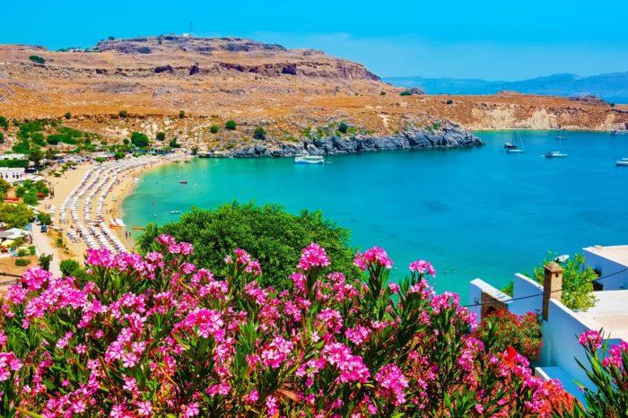 Греция Родос 4*Раннее бронирование