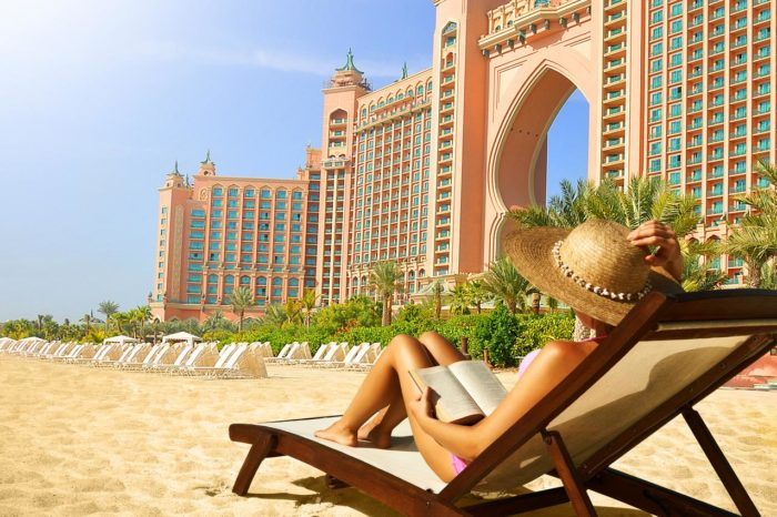 Шок-цена на Atlantis The Palm 5*