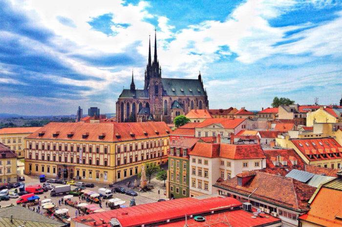 Город-музей Прага из Краснодара