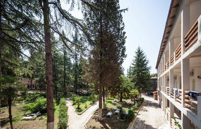 Абхазия, отель Гора Царя Баграта 4*