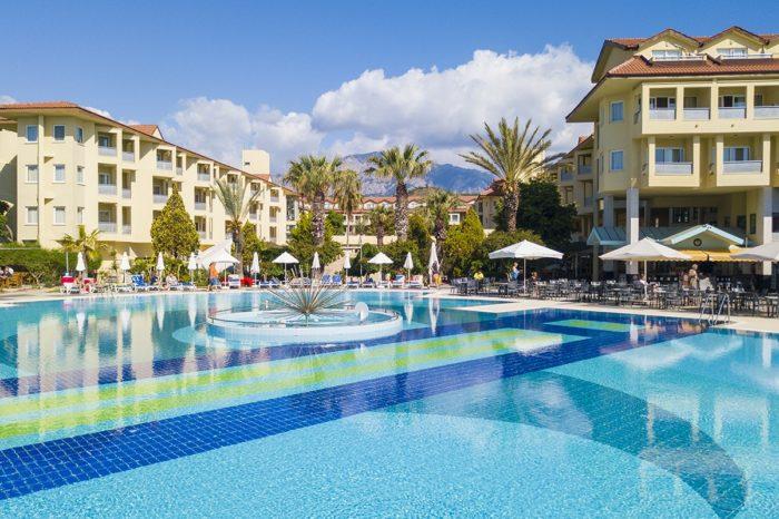 Турция, отель Queen`s Park Le Jardin 5*
