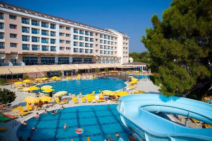 Турция, Laphetos Beach Resort & Spa 5*