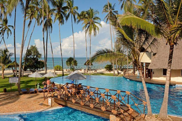 Занзибар, Paradise Beach Resort 4*