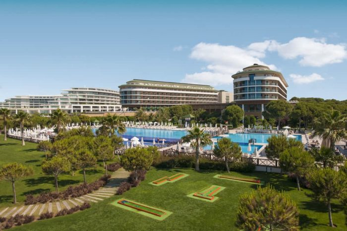 Турция, Voyage Belek Golf & Spa 5*