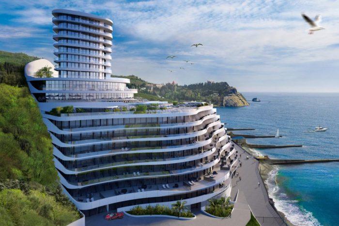 Крым, отель Аю-Даг Resort & SPA 5*
