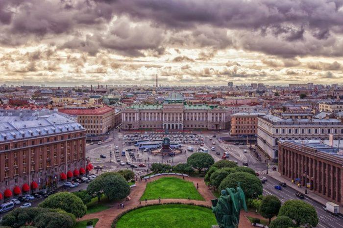 Санкт-Петербург, отель Станция L1 3*