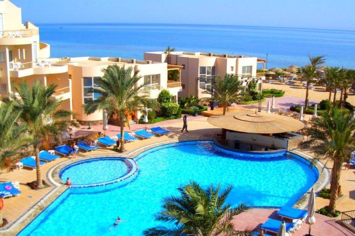 Хургада, Sphinx Aqua Park Beach Resort 5*