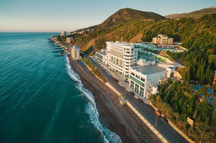 Крым, отель More Spa & Resort 4*