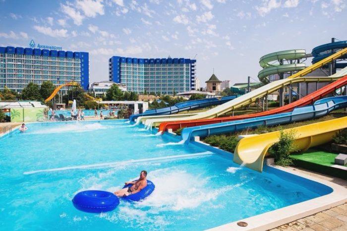 Крым, Aquamarine Resort & SPA 4*