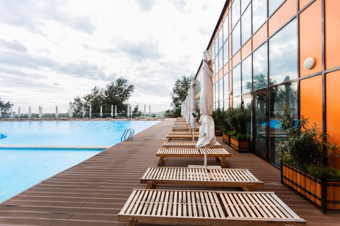 Анапа, Beton Brut All Inclusive 4*