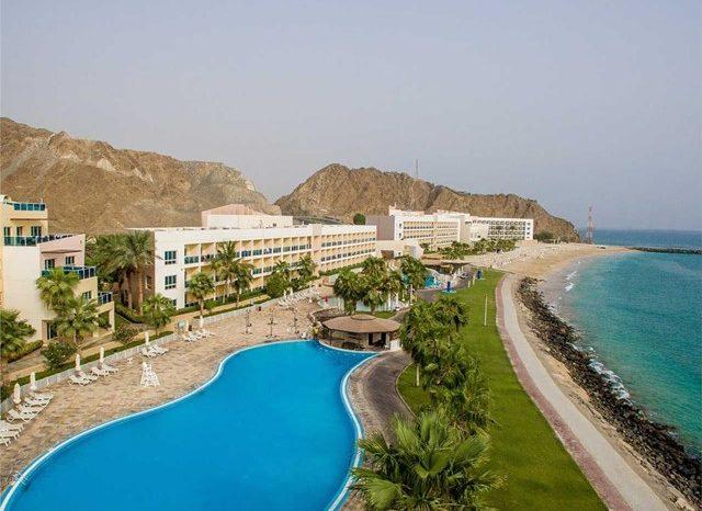 ОАЭ, Radisson Blu Resort Fujairah 5*