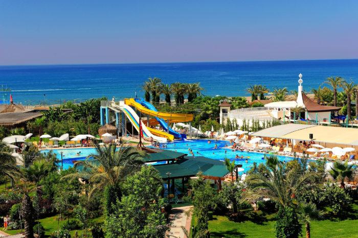 Белек, Belek Beach Resort Hotel 5*