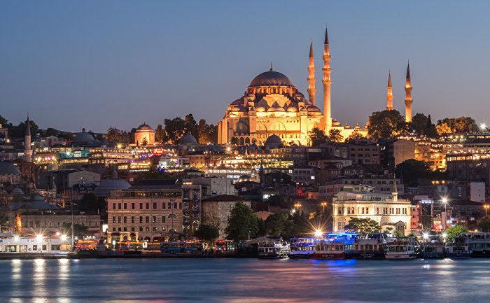 Турция, центр Стамбула