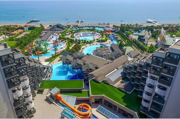 Анталия, Limak Lara De Luxe Hotel & Resort 5*