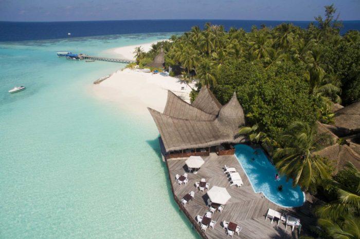 Мальдивы отель 4* Все включено