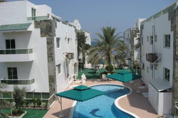 ОАЭ, Green House Resort 3*