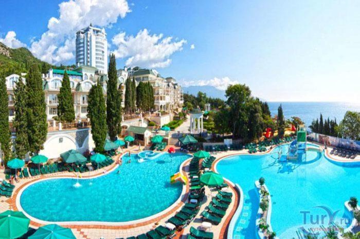 Крым, Palmira Palace Resort & Spa 4*