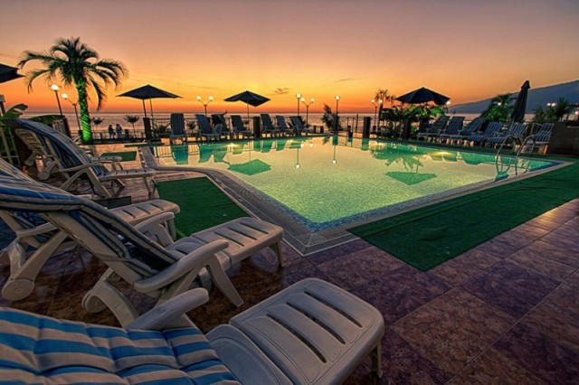 Абхазия, Alex Resort & Spa Hotel 4*