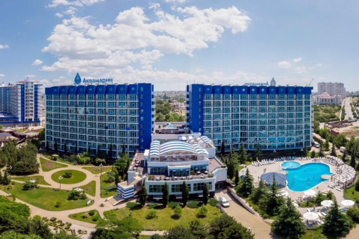 Крым, Aquamarine Resort & SPA 5*