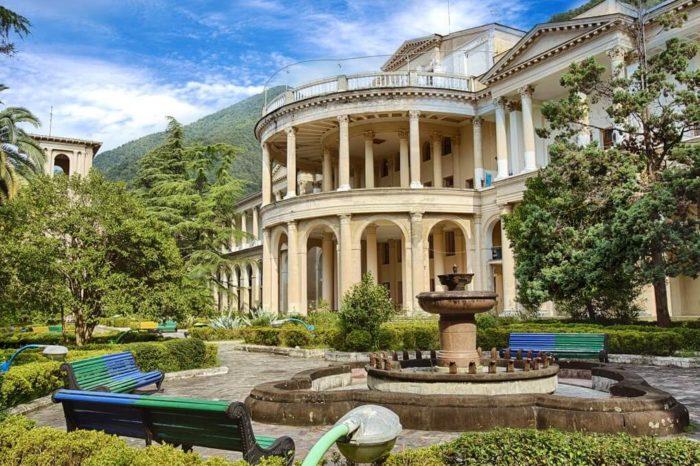 Абхазия, Amra Park-Hotel & Spa 4*