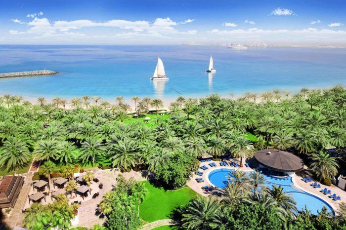 Дубай, Sheraton Jumeirah Beach Resort 5*