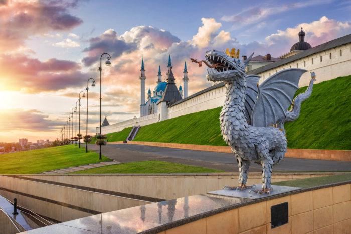 Казань, отель Релита 4* завтраки