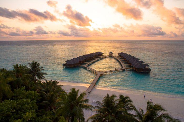 Мальдивы, отель 4* полупансион