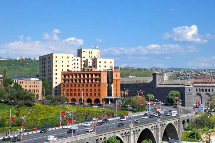 Ереван, Metropol Hotel 4*
