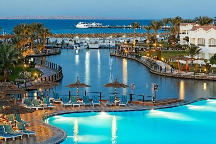 Хургада Dana Beach Resort 5* Все включено