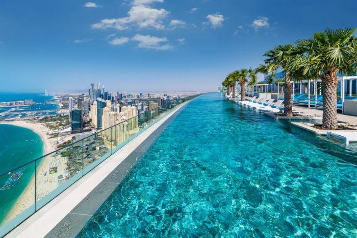 Дубай, Address Beach Resort 5*