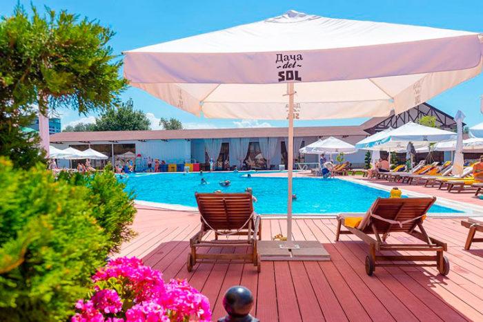 Дача del Sol Ultra All Inclusive Hotel 4*
