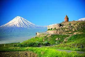 Ереван, Hrazdan Hotel 5* завтраки