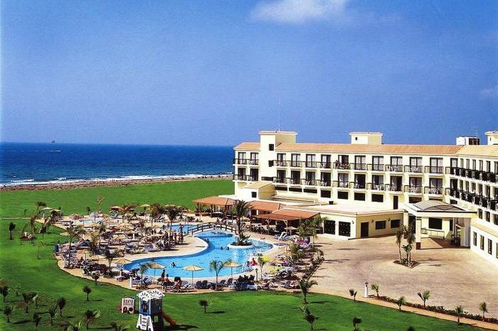 Айя-Напа, Anmaria Beach Hotel 4*