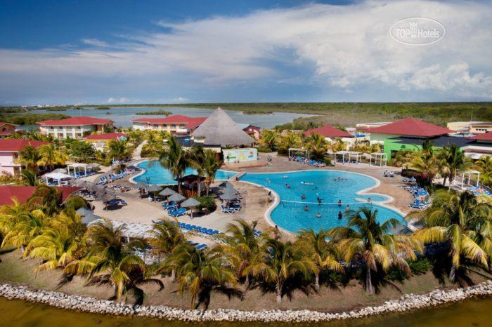 Куба, о. Кайо Коко, отель 4*, Все включено