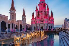 Кипр, The Land of Legends Kingdom Hotel 5*