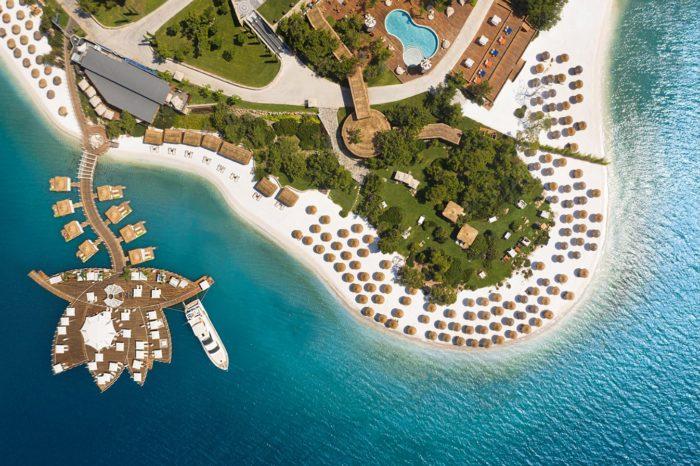 VIP отель в Турции – Lujo 5*