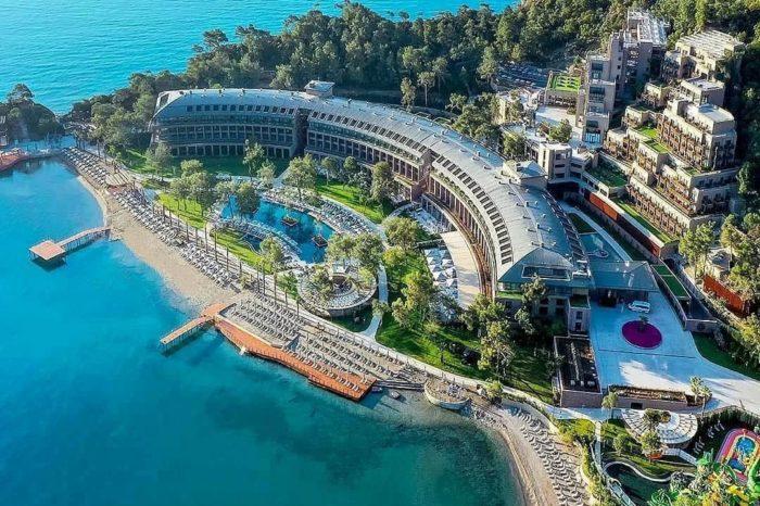 Новый премиум отель в Турции – NG Phaselis Bay 5*, UAI