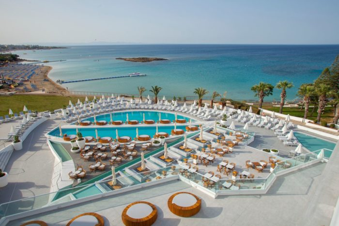 Кипр, отель для взрослых – King Jason Protaras 4* UAI