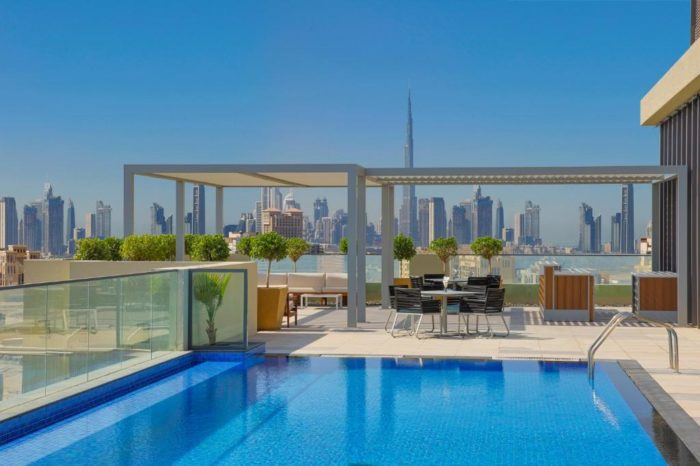 ОАЭ, Дубай – Element Al Jaddaf Dubai 4 *, ВВ