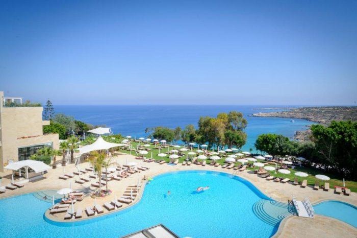 Кипр – Grecian Park 5*, ВВ