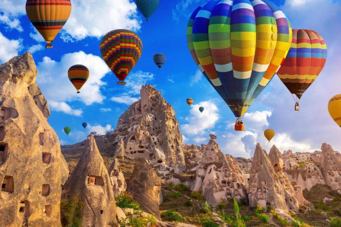 Турция, экскурсионный тур: Стамбул, Каппадокия, Анкара, Анталия